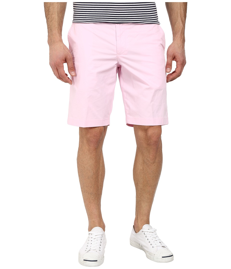 French Connection - Peach Pie Twill (Sure Pink) Men's Shorts