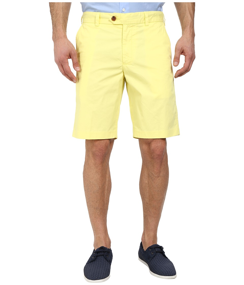 French Connection - Peach Pie Twill (Limelight) Men's Shorts