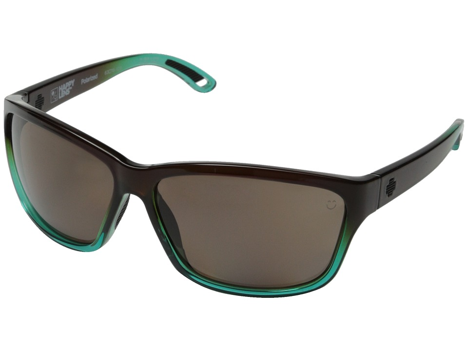 Spy Optic - Allure (Mint Chip Fade/Happy Bronze Polar) Fashion Sunglasses