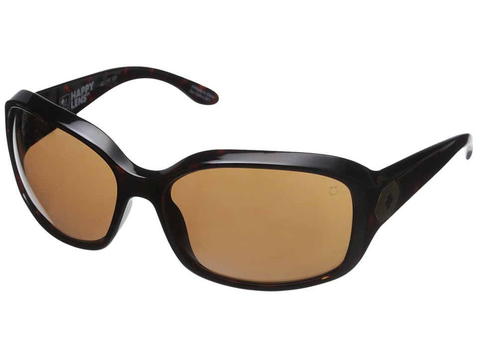 Spy Optic - Bonnie (Gloss Classic Tort/Happy Bronze) Fashion Sunglasses