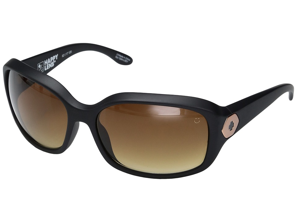 Spy Optic - Bonnie (Femme Fatale/Happy Bronze Fade) Fashion Sunglasses