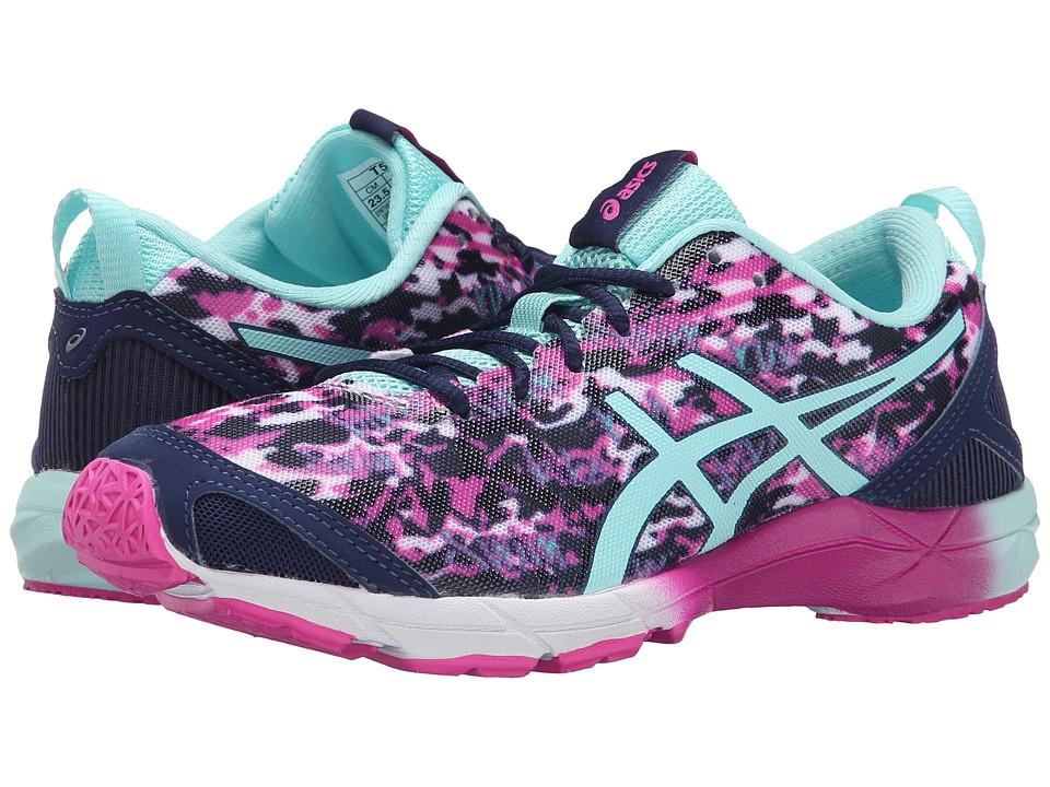 ASICS - GEL-Hyper Tri (Pink Glow/Aqua Splash/Navy) Women