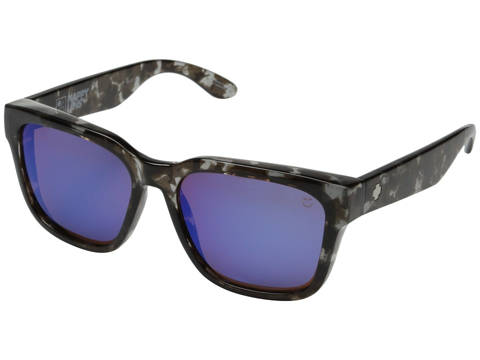 Spy Optic - Bowie (Smoke Tort/Happy Bronze w/ Blue Spectra) Fashion Sunglasses