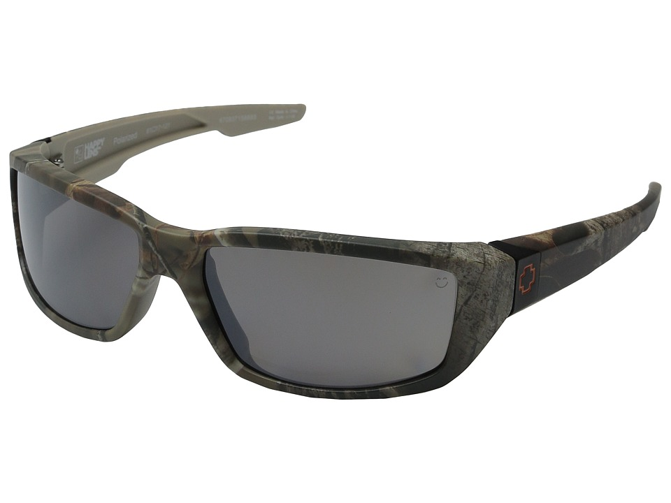 Spy Optic - Dirty Mo (Realtree/Happy Bronze Polar) Sport Sunglasses