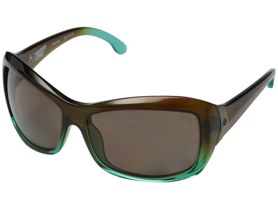 Spy Optic - Farrah (Mint Chip Fade/Happy Bronze Polar) Sport Sunglasses