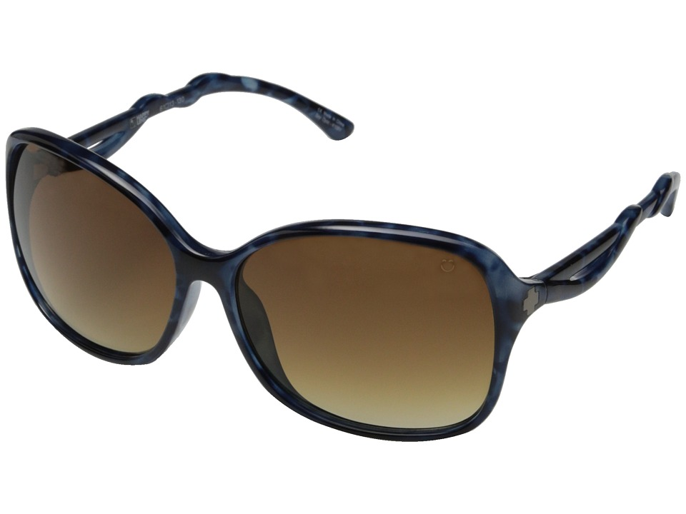 Spy Optic - Fiona (Blue Tort/Happy Bronze Fade) Sport Sunglasses