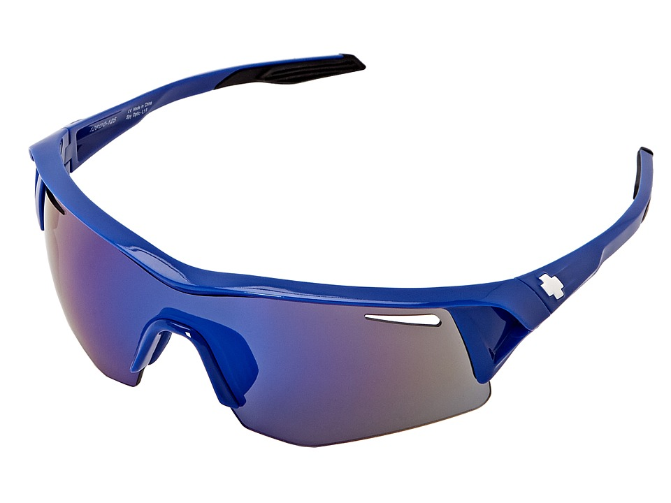 Spy Optic - Screw (Royal Blue/Gray w/ Navy Spectra) Fashion Sunglasses