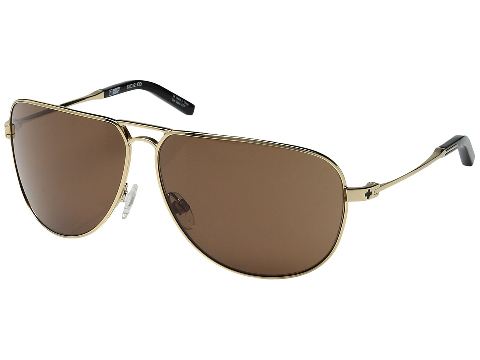 Spy Optic - Wilshire (Gold/Happy Bronze) Fashion Sunglasses