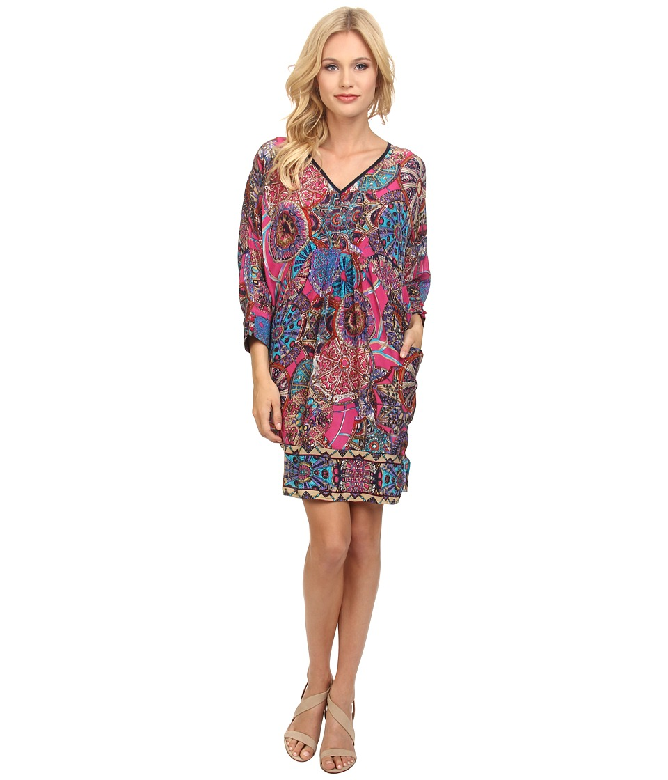 Tolani - Vanessa Tunic Dress (Pink) Women