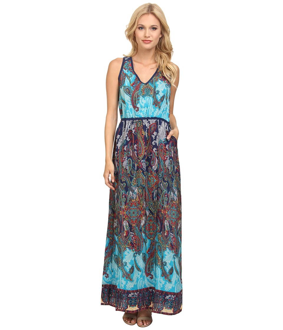 Tolani - Norah Maxi Dress (Paisley) Women's Dress