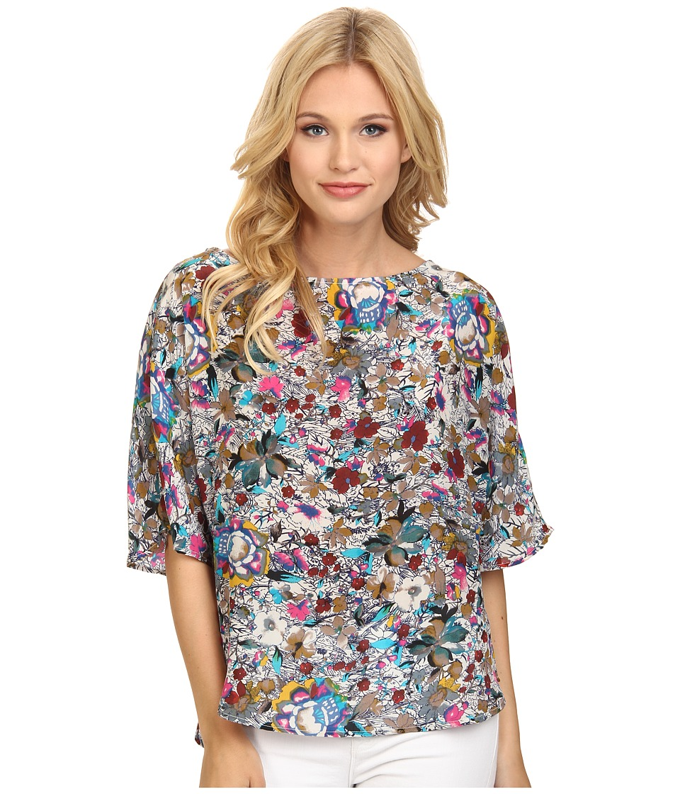 Tolani - Hannah Top (Floral) Women's Blouse