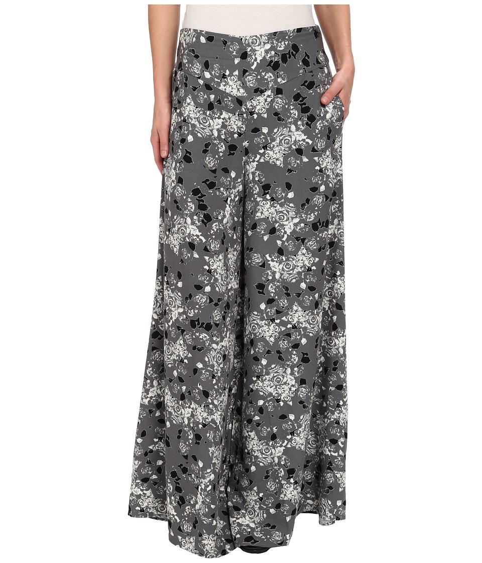 Jack by BB Dakota - Danny Printed Pant (Storm Grey) Women's Casual Pants
