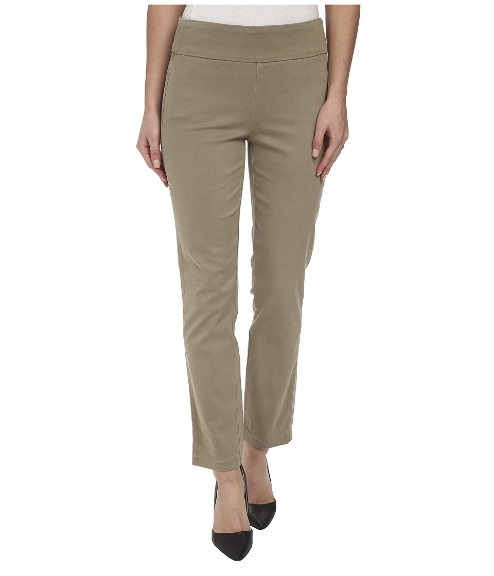 Miraclebody Jeans Judy Pull-On Ankle Pant (Shell) Women