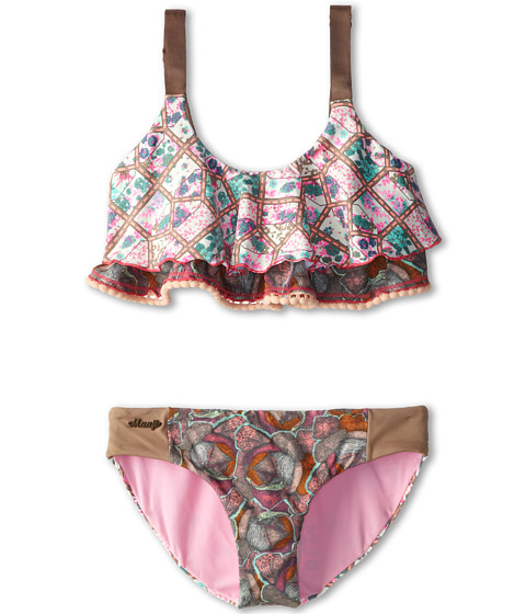 Maaji Kids - Pony Stories Bikini (Toddler/Little Kids/Big Kids) (Multicolor) Girl's Swimwear Sets