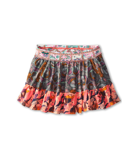 Maaji Kids - Citrus Carousel Skirt (Toddler/Little Kids/Big Kids) (Multicolor) Girl's Swimwear