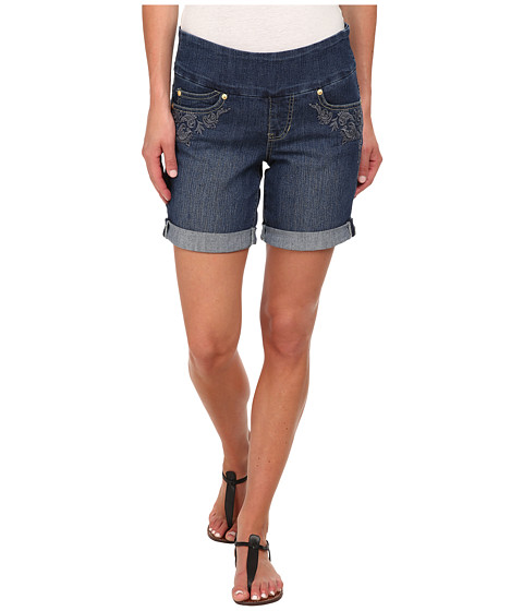 Jag Jeans - Krista Pull-On Classic Fit Short In Blue Dive (Blue Dive) Women