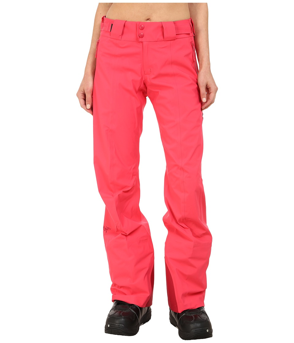 Arc'teryx - Stingray Pant (Pink Guava) Women's Casual Pants