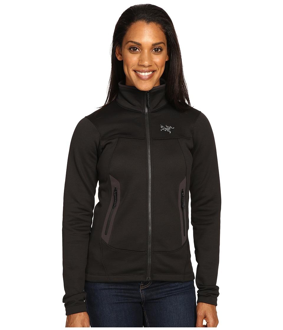 Arc'teryx - Arenite Jacket (Black) Women's Coat