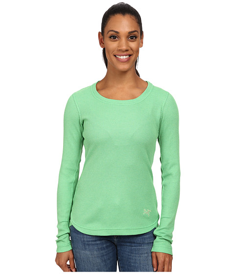 Arc'teryx - Radium L/S Top (Lime Fizz) Women's Clothing