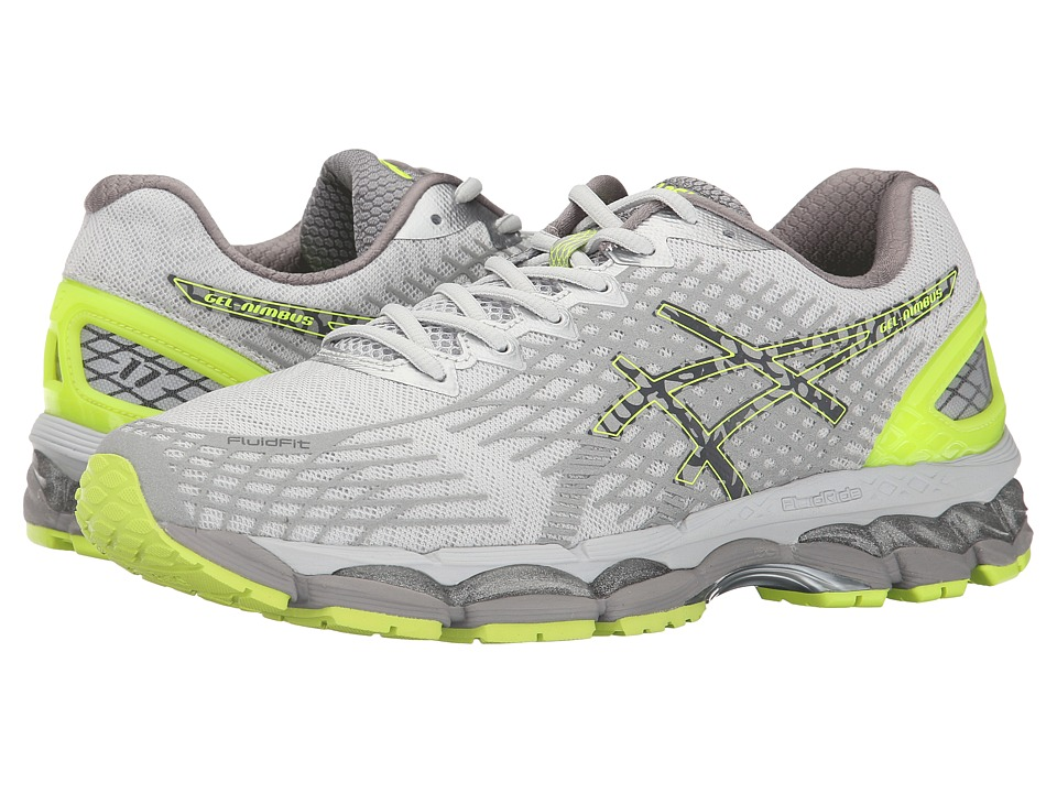 ASICS - Gel-Nimbus 17 Lite-Show (Flash Yellow/Silver/Black) Men