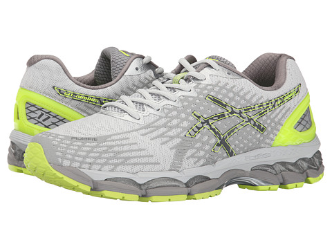 ASICS - Gel-Nimbus 17 Lite-Show (Flash Yellow/Silver/Black) Men's Running Shoes