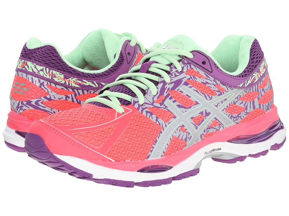 ASICS - Gel-Cumulus 17 Lite-Show (Diva Pink/Silver/Grape) Women's Running Shoes