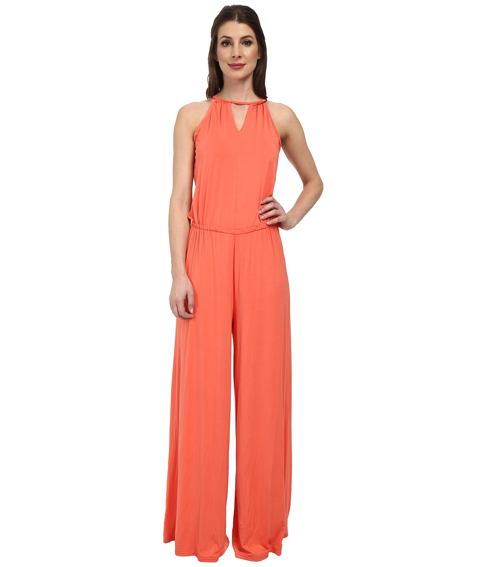Jack by BB Dakota - Saffron Rayon Jersey Jumpsuit (Emberglow) Women's Jumpsuit & Rompers One Piece