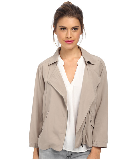 Jack by BB Dakota - Claudine Heavy Challi Jacket (Dark Khaki) Women