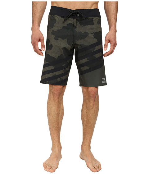 Billabong - Slice X 20 Boardshort (Camo) Men's Swimwear