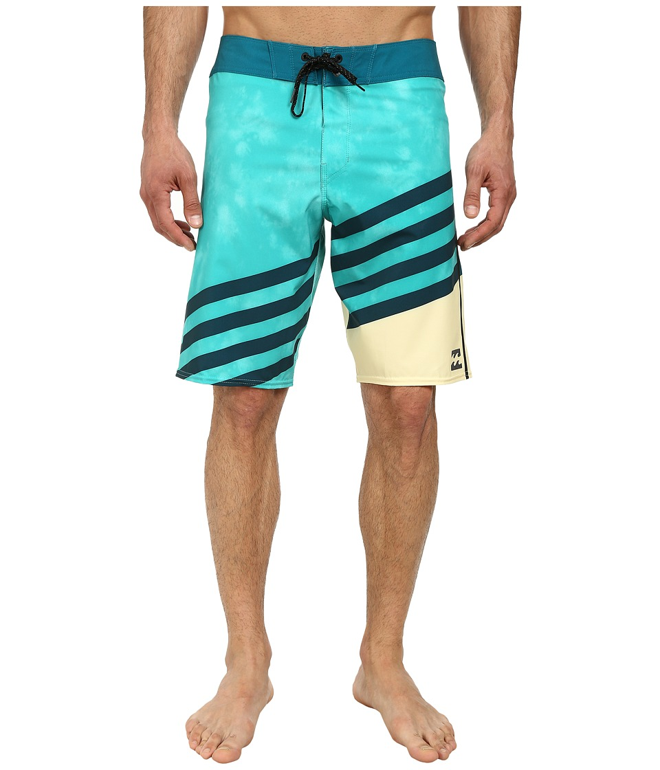 Billabong - Slice X 20 Boardshort (Mint) Men