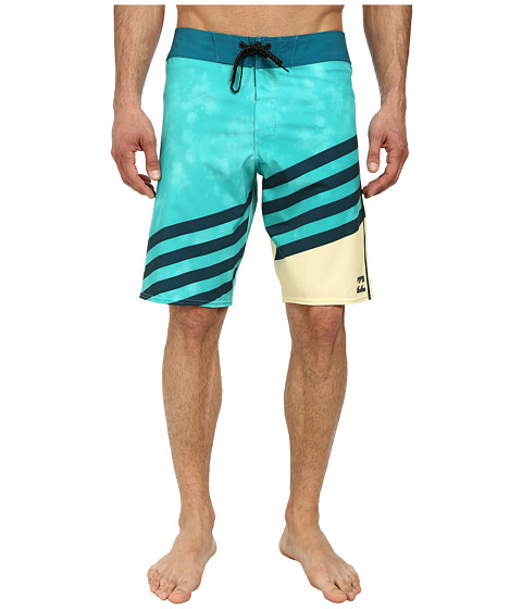 Billabong - Slice X 20 Boardshort (Mint) Men's Swimwear