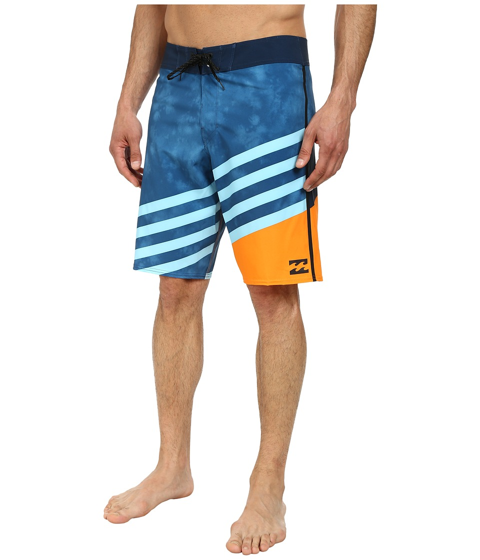 Billabong - Slice X 20 Boardshort (Slate) Men's Swimwear