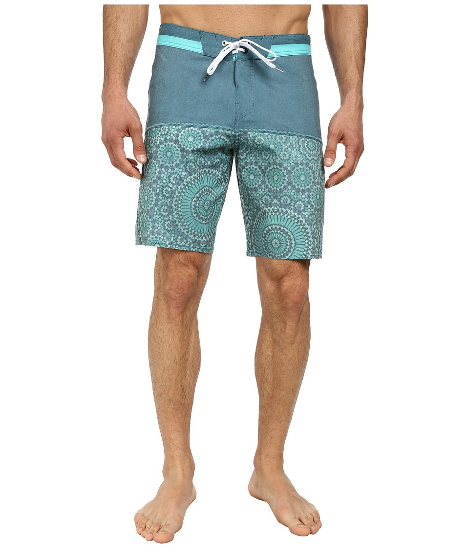 Billabong - Shifty X 19 Boardshort (Marine) Men's Swimwear