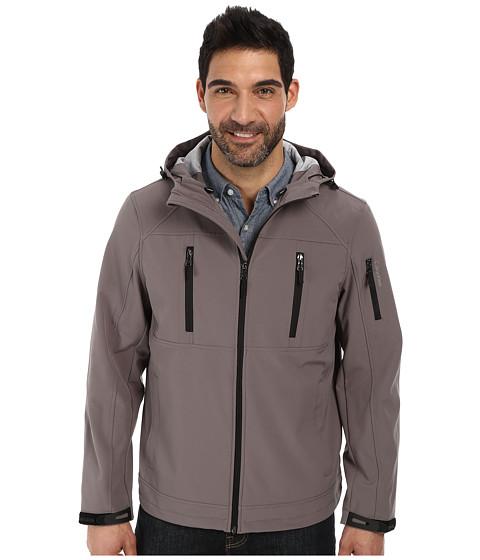 Calvin Klein - CM503761 (Covert Grey) Men's Coat