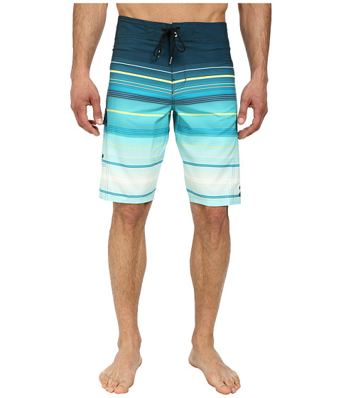 Billabong - All Day Stripe 21 Boardshort (Marine) Men's Swimwear