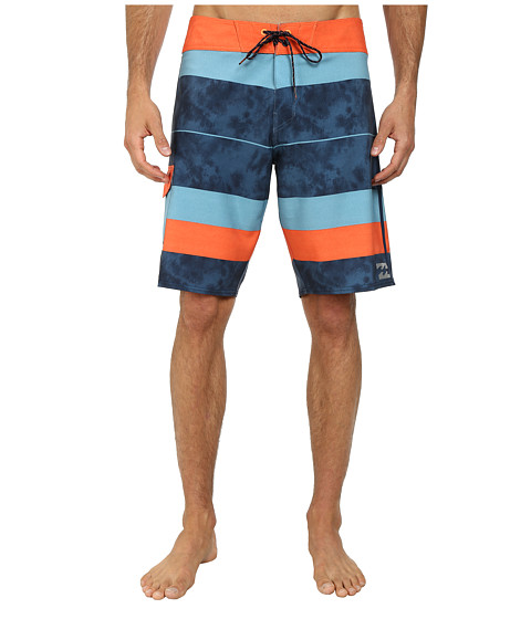 Billabong - Stacked 20 Boardshort (Slate) Men's Swimwear