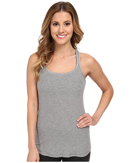 Midnight by Carole Hochman - Lounge Capsule Lounge Cami Tank (Heather Grey) Women's Pajama