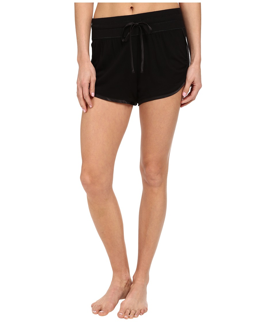 Midnight by Carole Hochman - Lounge Capsule Lounge Short (Black) Women's Pajama