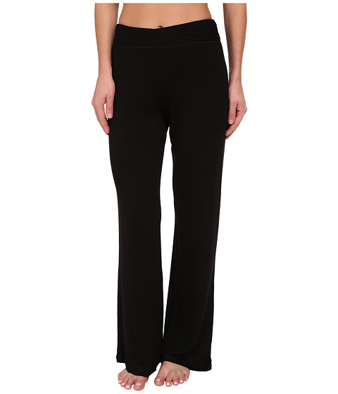 Midnight by Carole Hochman - Lounge Capsule Lounge Pant (Black) Women