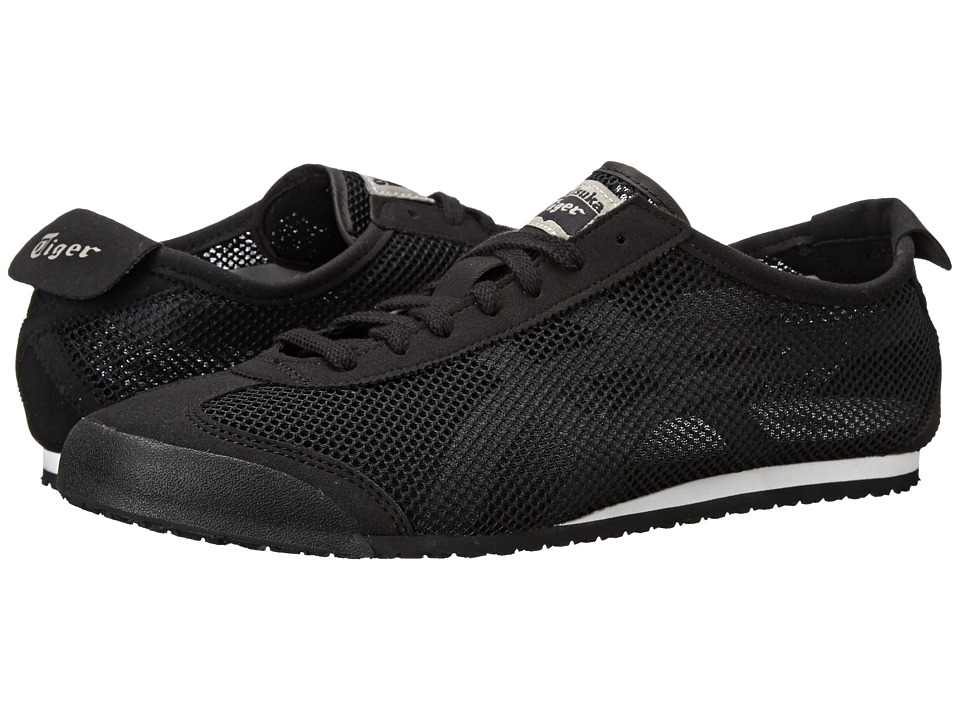 Onitsuka Tiger by Asics - Mexico 66 (Black/White2) Shoes