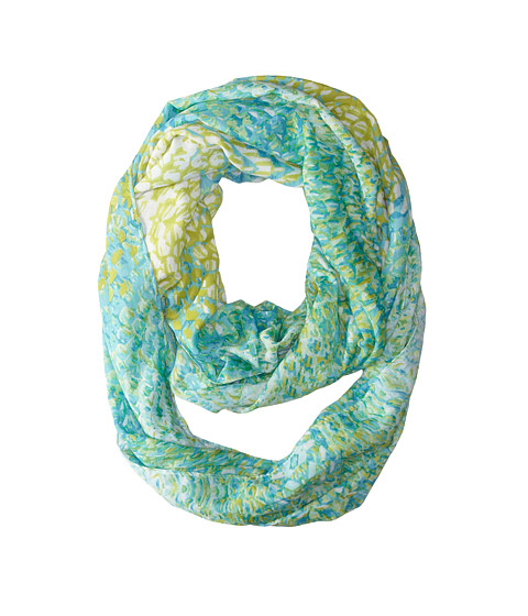 Echo Design - Through the Looking Glass Loop Scarf (Turqoise) Scarves