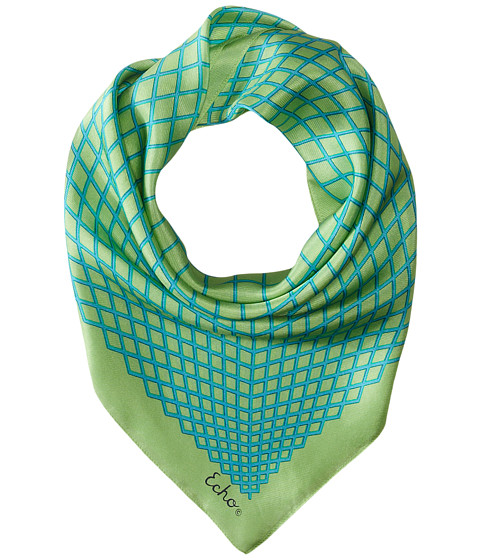 Echo Design - Vintage Geo Scarf (Mint) Scarves