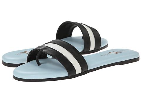 Yosi Samra - Remi Soft Leather Sandal (Black) Women