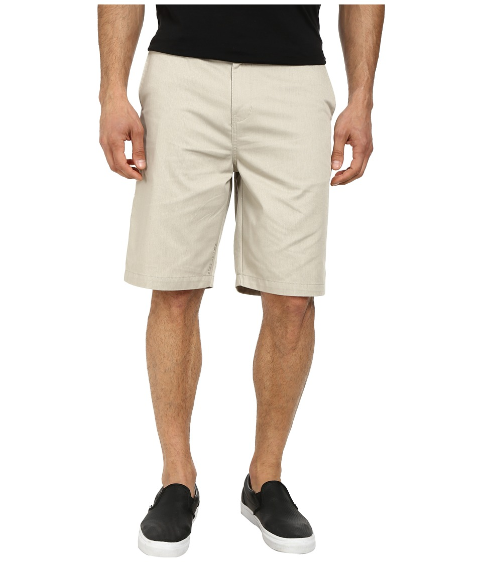 Billabong - Carter Chino Short (Stone Heather) Men