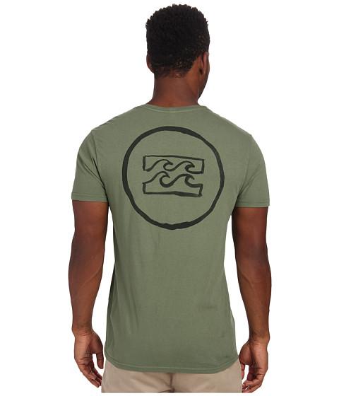 Billabong - Looper Tee (Canteen Green) Men's T Shirt