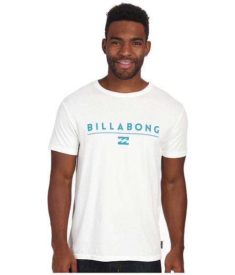 Billabong - Front Tee (White) Men