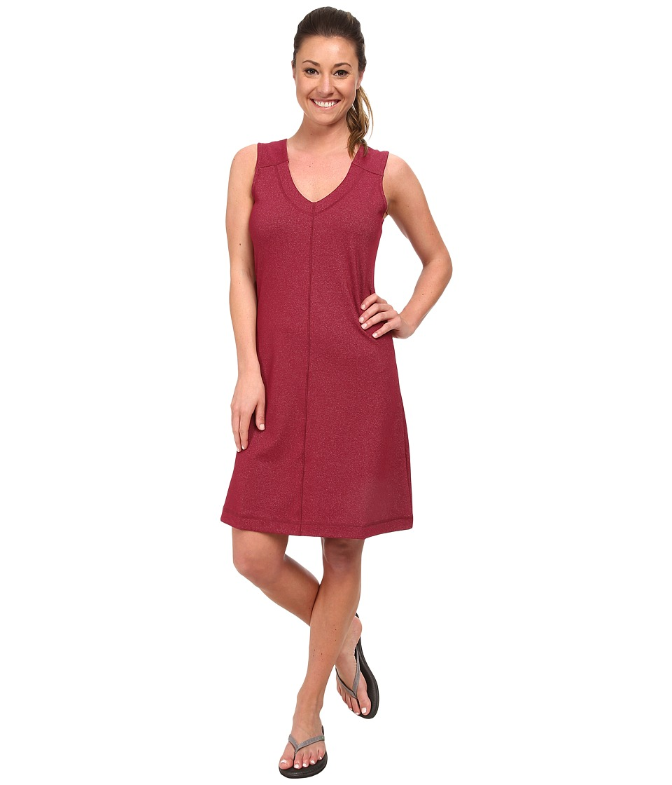KAVU - Eve Dress (Vino) Women's Dress