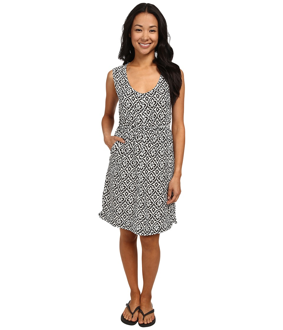 KAVU - Simone Dress (Black Mosaic) Women's Dress