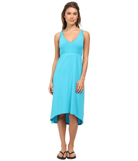 KAVU - Ravenna Dress (Scuba Blue) Women's Dress