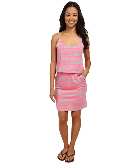 KAVU - Coco Dress (Wild Pink) Women